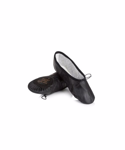 Picture of Mens Leather Top Spin Ballet Shoe Small