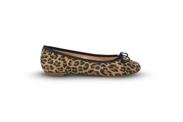 Picture of Ballet Flat - Leopard