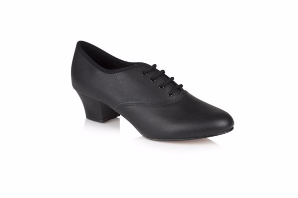 Picture of Ladies Leather Oxford Shoe Small