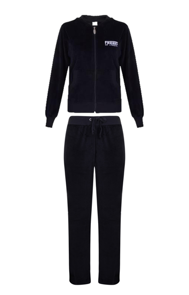 Picture of Velour Tracksuit