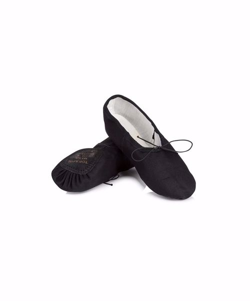 Picture of Mens Canvas Top Spin Ballet Shoe Large