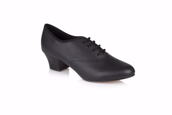 Picture of Ladies Leather Oxford Shoe Large