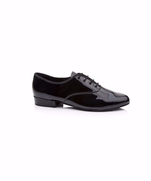 Picture of Mens Modern Patent Ballroom Shoe Adult