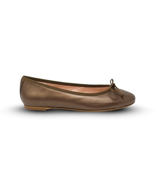 Picture of Ballet Flat - Ballet Brown