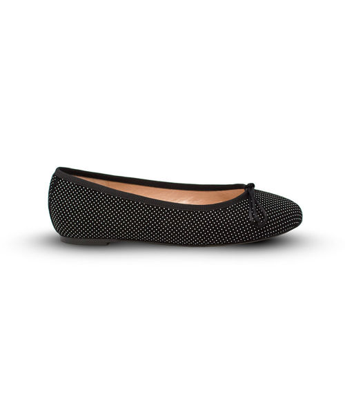 Picture of Ballet Flat - Black Point