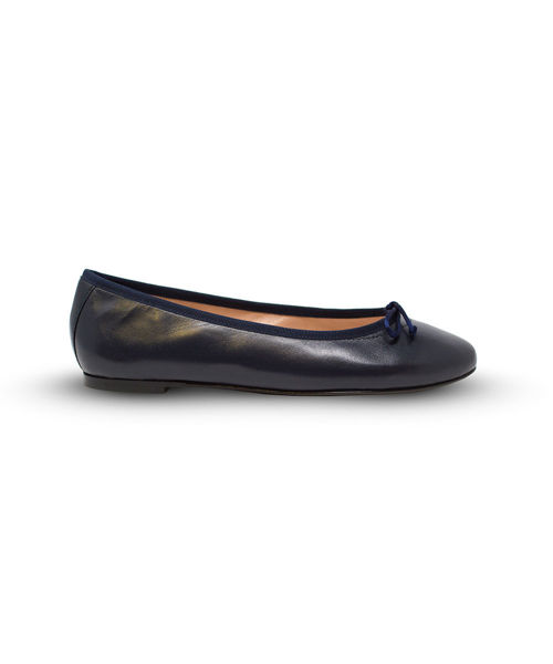 Picture of Ballet Flat - Navy