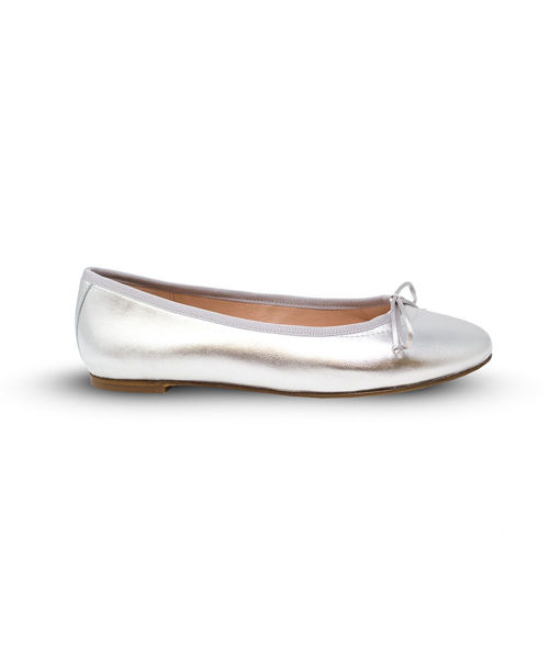 Picture of Ballet Flat - Silver