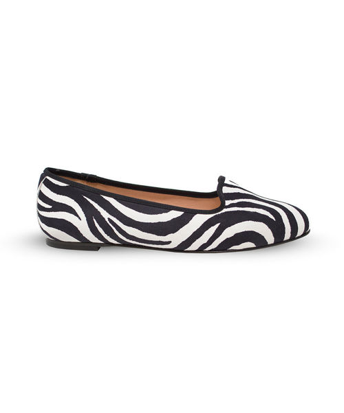 Picture of Ballet Tab - Zebra/Black