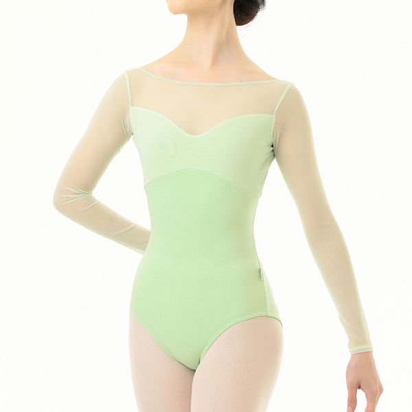 Picture of Nela Long Sleeve Leotard